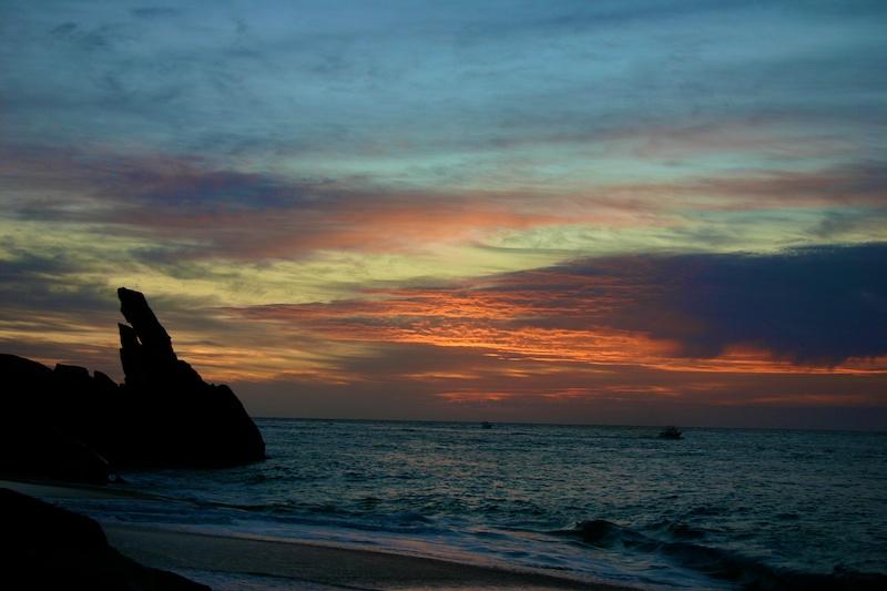 Cabo San Lucas Sunrise