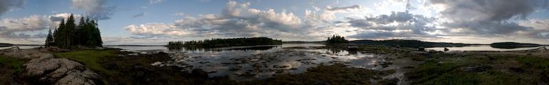 Spectacle Island Sunrise