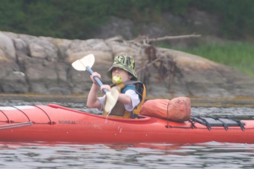 Juniper Sea Kayaking